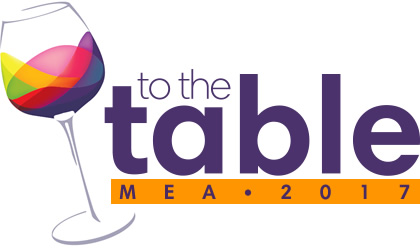 To The Table MEA 2017